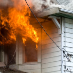 Residential Fire Damage cleanup Houston