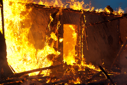 commercial fire damage, residential fire damage, fire damage restoration