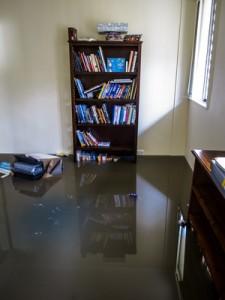 flood damage houston