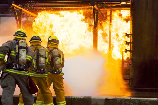 commercial fire damage, residential fire damage, smoke damage