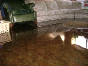 Water Damage Houston