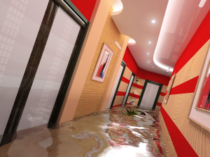 commercial water damage houston