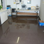 commercial water damage the woodlands