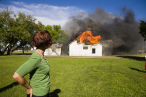 smoke damage cleanup the woodlands